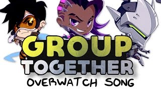 Repeat youtube video Instalok - Group Together [Overwatch Song] (Shawn Mendes - Treat You Better PARODY)