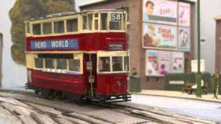 1/76 scale London Model Tramways