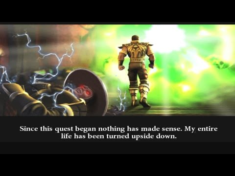 Mortal Kombat : Armageddon - Konquest Walkthrough [Pt 10/11 - Shao Kahn's Fortress 2/2]