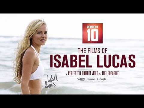 Isabel Lucas  tribute