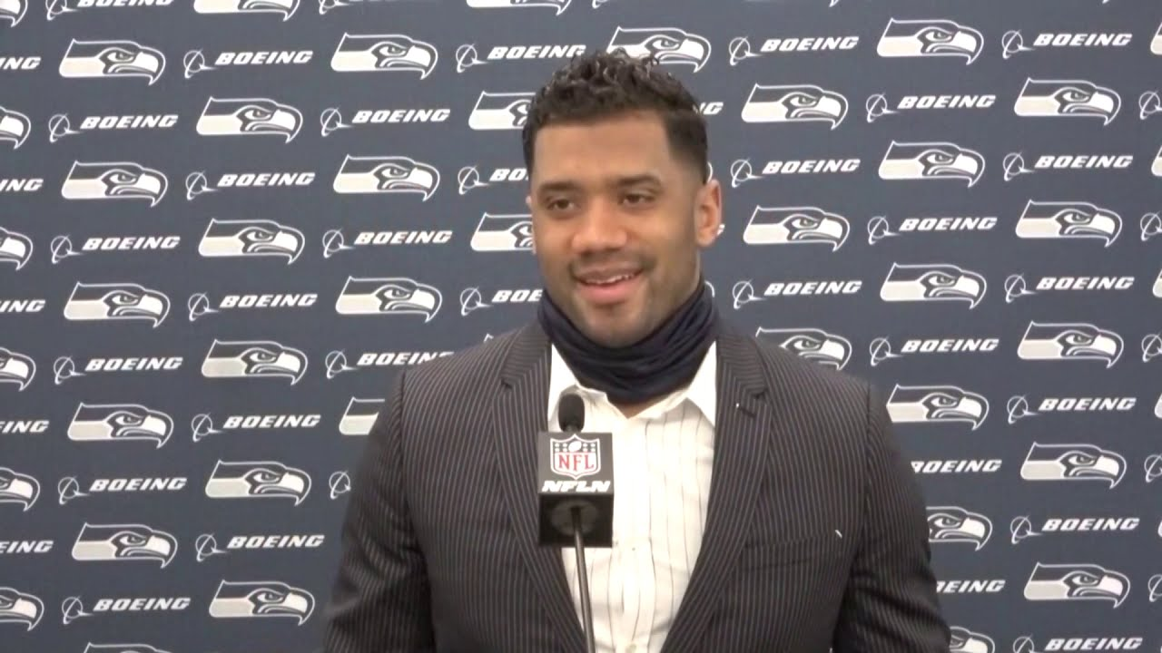 Russell Wilson on Interceptions 2020-11-16