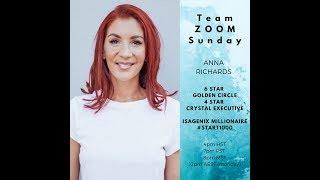 social media training with Anna Richards