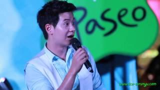 [Live] 140814 Talk - ไอซ์ ศรัณยู ICE Sarunyu @ The Paseo