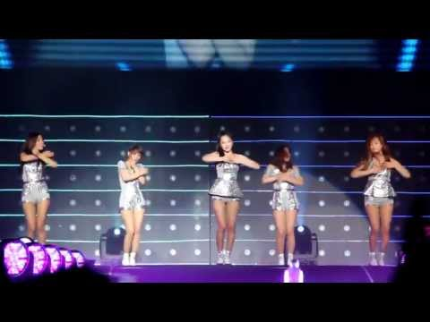 [HD] 20121013 Like Money - Wonder Girls Wonder World Tour Malaysia 2012 Concert