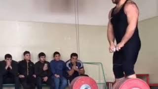 Simon Martirosyan 191 kg snatching at 2019 🇦🇲 WC  Bronze medalist 🥉