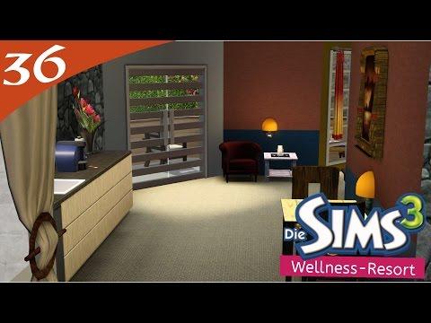 Hausbau-Reihe 3-36 (mit Gast): Wellness-Resort [Let's Build Sims 3 Haus]