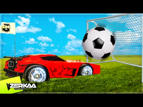 PLAYING ALL THE SPORTS! (Rocket League)