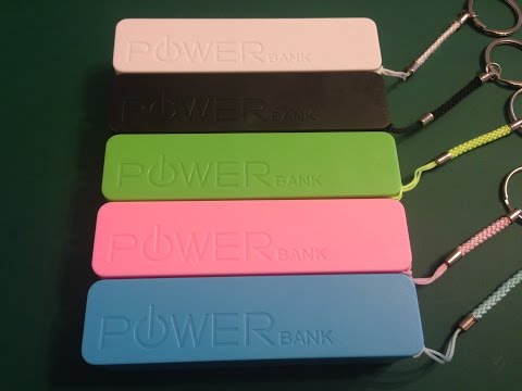 Diy How To Make A Power Bank By Yourself Doovi
