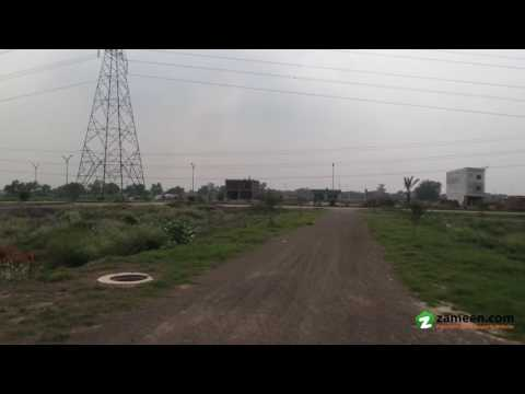 RESIDENTIAL PLOT IS AVAILABLE FOR SALE IN PAK ARAB SOCIETY LAHORE