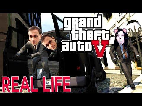 GTA REAL LIFE | MAFIA ne-a SCAPAT de INCHISOARE !!!!