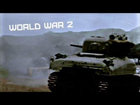 World War 2 • Philippines Campaign (1944–45) • In colour