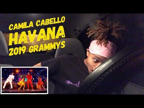 Camila Cabello - HAVANA 2019 GRAMMY PERFORMANCE REACTION