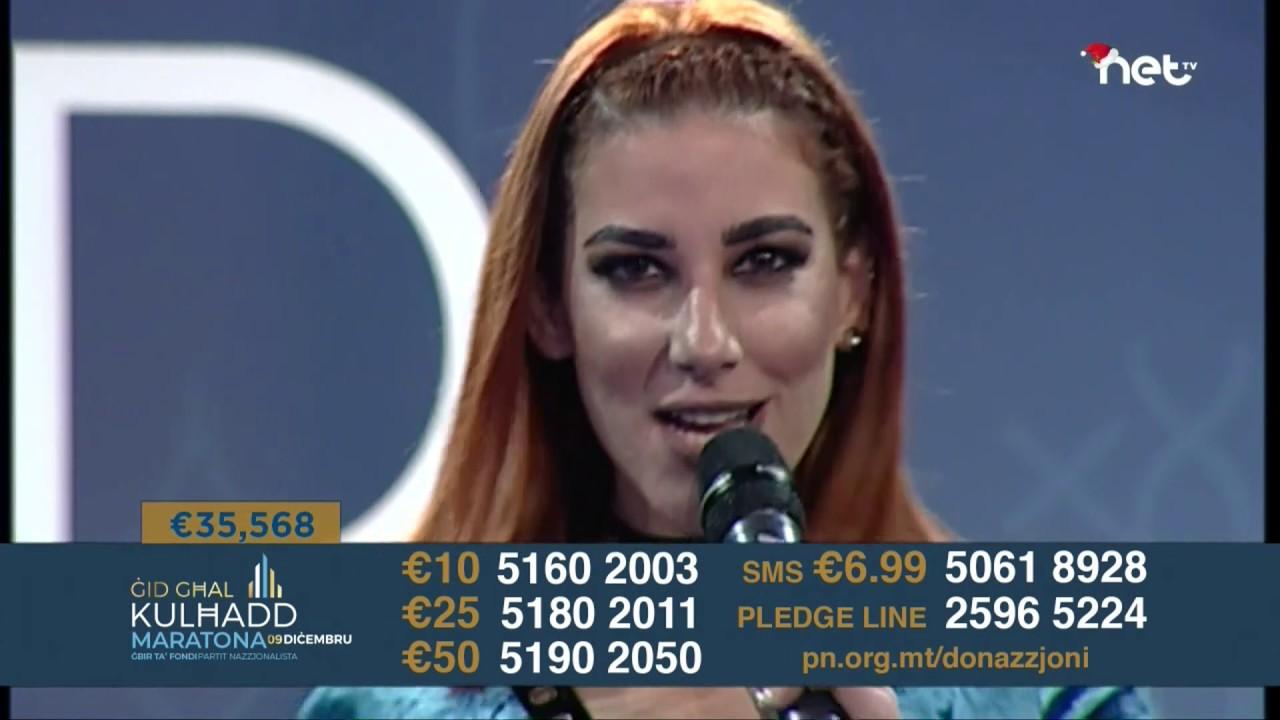 Gabriela N - Take My Love on NET TV Marathon 2018
