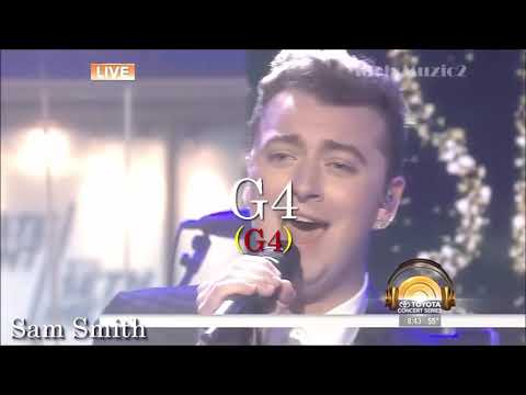 High Notes - G4 Battle - Male Singers