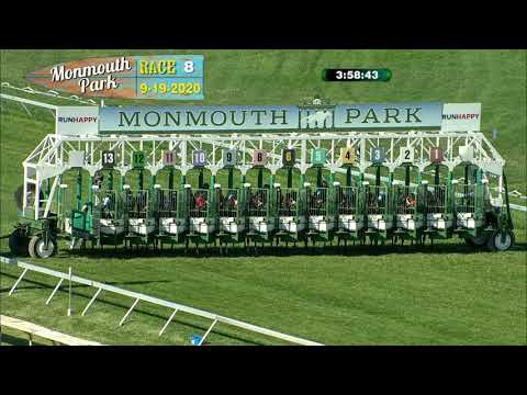 video thumbnail for MONMOUTH PARK 09-19-20 RACE 8