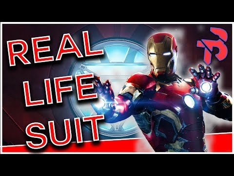 Can YOU Build Your Own Iron Man Suit? (Avengers Infinity War)