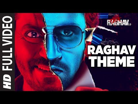 Raghav Theme Full Video Song   Raman Raghav 2.0   Nawazuddin Siddiqui   Ram Sampath   T-Series