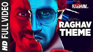 Raghav Theme Full Video Song | Raman Raghav 2.0 | Nawazuddin Siddiqui | Ram Sampath | T-Series