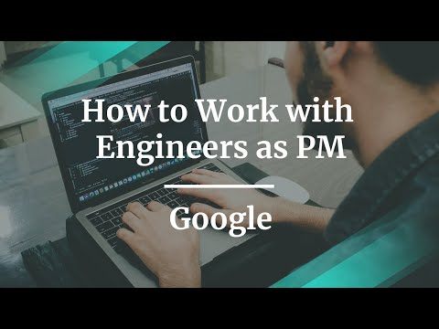 Webinar: How to Work with Engineers as PM by fmr Google Product Lead, Israel Shalom