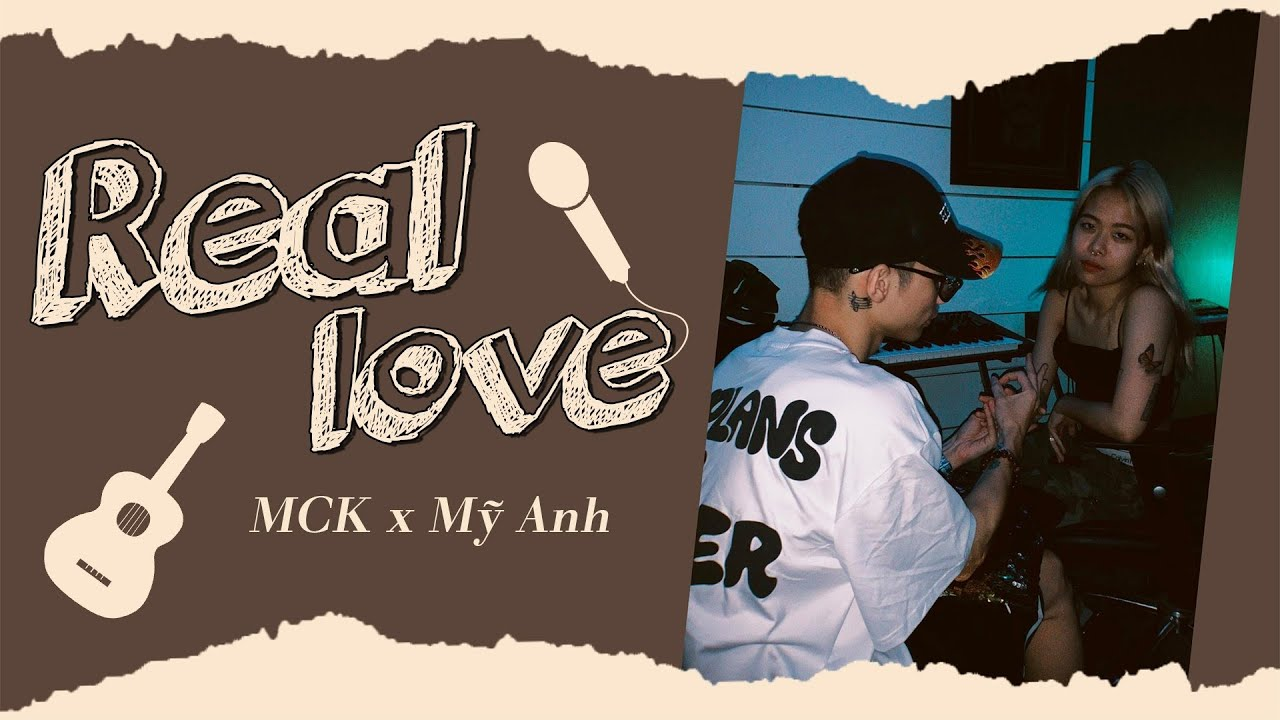Download MCK x Mỹ Anh | Real Love cover #Shorts