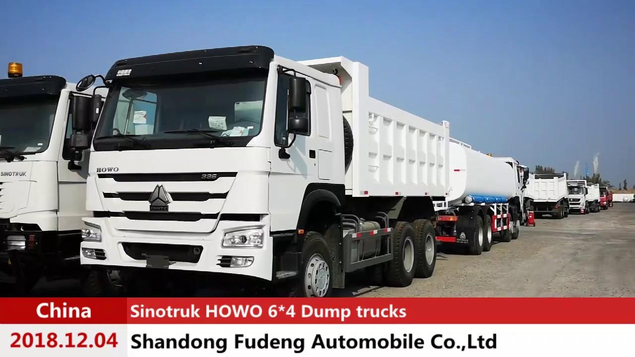 4cd7db08c1 SINOTRUK HOWO 336 371 Dump Truck Dumper truck 10 WHEEL Tipper trucks for  sale