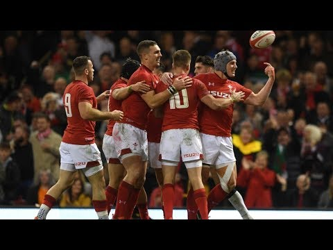 All Wales Tries 2018 - Welsh Rugby Union