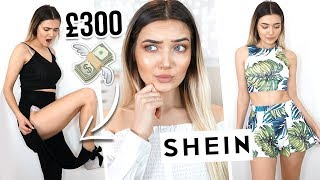 I SPENT £300 ON SHEIN... ARE YOU KIDDING ME!?