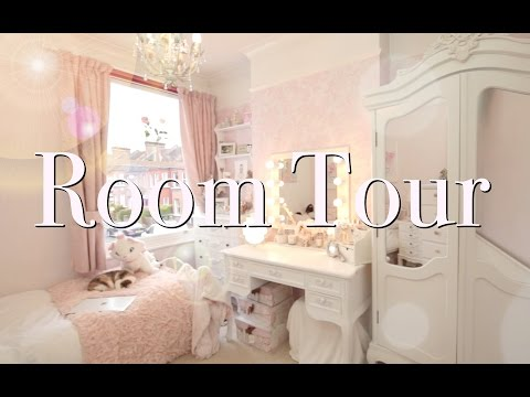 ROOM TOUR (Shabby Chic Princess Room!) | Freddy My Love