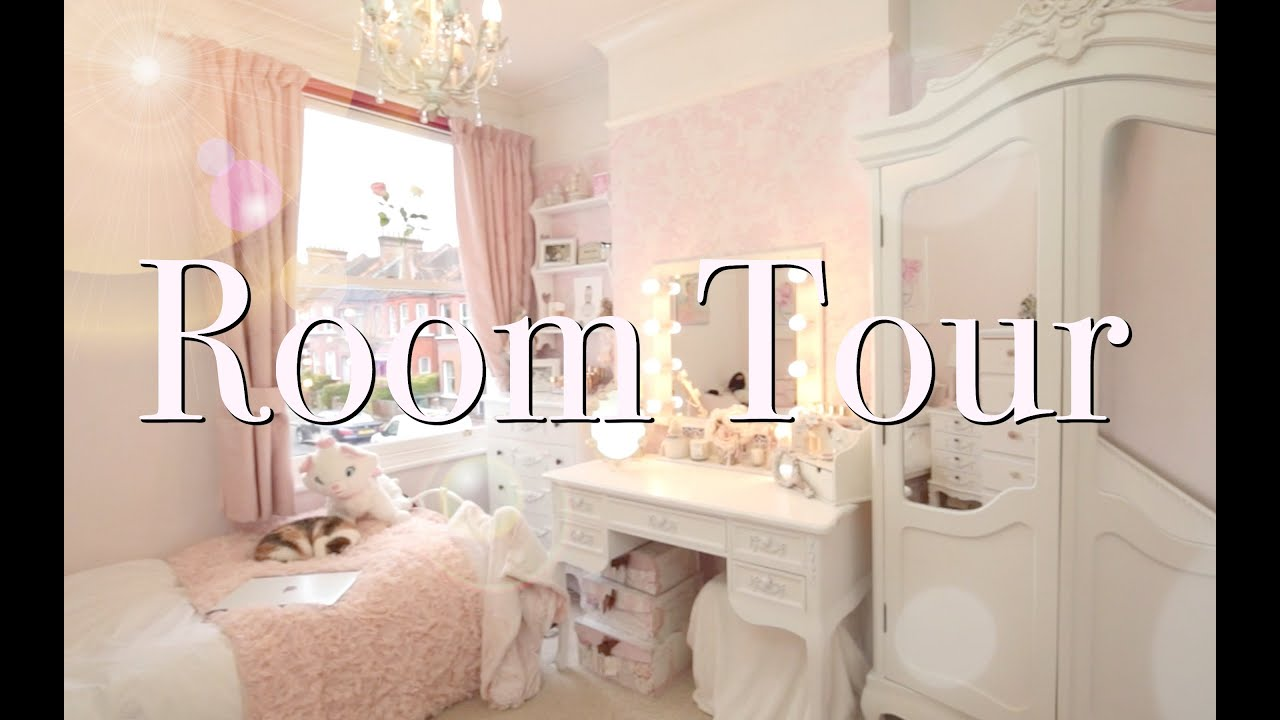 Room tour shabby chic princess room freddy my love youtube
