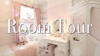 ROOM TOUR (Shabby Chic Princess Room!) | Freddy My Love