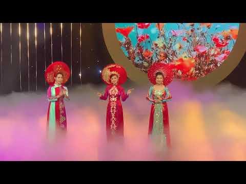 Hát Múa : Nét Đẹp Á Đông  Biểu diễn : Tam ca nữ - Vũ đoàn Việt Hải  Biên đạo múa : Lê Hải