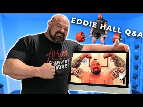 WILL THOR PULL THE 501? | Q&A WITH EDDIE HALL