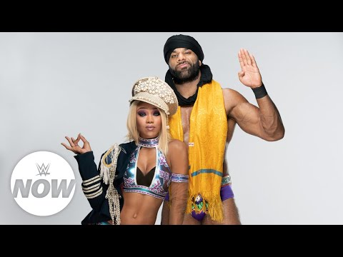 Jinder Mahal & Alicia Fox's chaotic road to the Mixed Match Challenge Finals: WWE Now