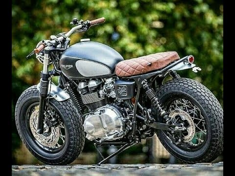 29 Best Triumph Motorcycle Modifications in the World