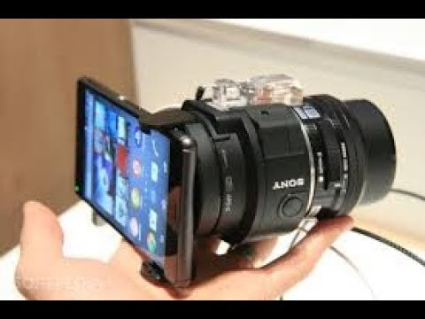 2019 Android DSLR camera unboxing review