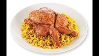 أرز البرياني مع الدجاج الهندي - دقيقة مع رضوى - رمضان ٢٠١٩