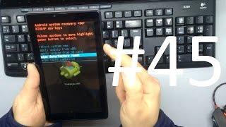 Digma Plane 7.71 3G (Hard Reset) сброс настроек