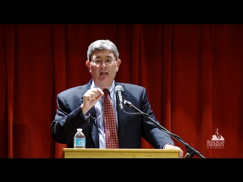 George Weigel: Evangelical Catholicism and Catholic Higher Education