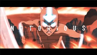 Aang vs Fire Lord Ozai || I'm God - Clams Casino Remix