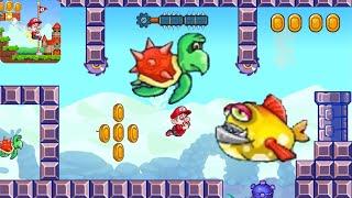 Bob's World 2 - Super Jungle Adventure - Gameplay Walkthrough Part 4 Level 31-40 World (Android,iOS)