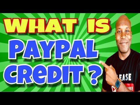 Paypal Credit - Paypal