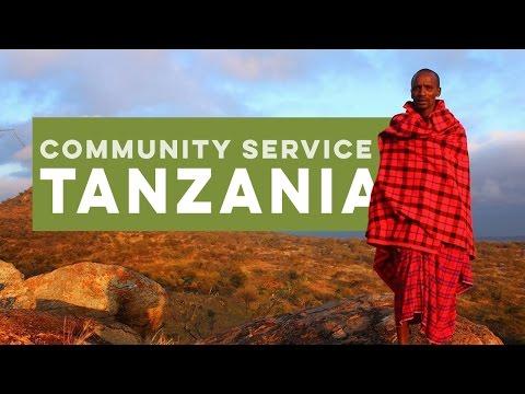 Tanzania Community Service Summer Program for Teens