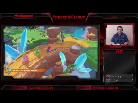 "Mario + Rabbids Kingdom Battle Ep. 10 ""Stumped"""