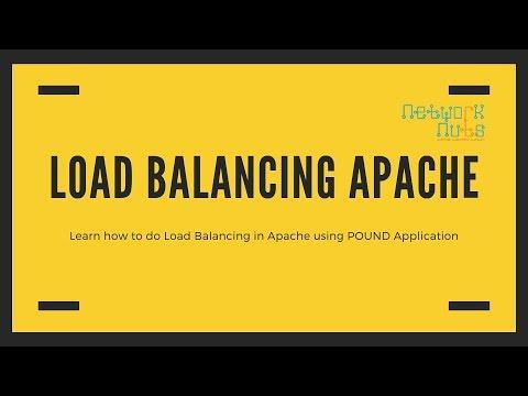 Load Balancing Apache Server | How Set Up Load Balancing Apache Server