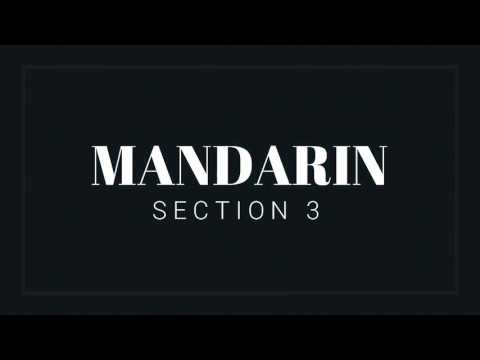 Mandarin Section 3 17/18 (The Greatest)