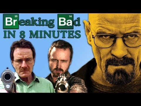 Breaking bad cliff notes