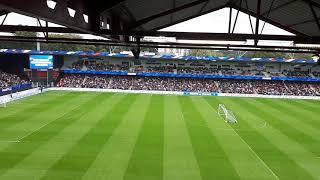 France-Islande : le Stade Roudourou plein et animé pour l'entraînement des Bleus