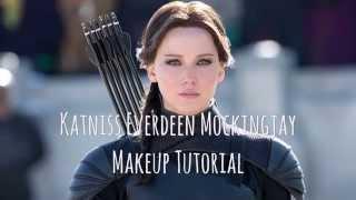 katniss everdeen mockingjay makeup tutorial