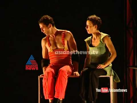French Modern circus |Ithalukal 22nd Nov 2014