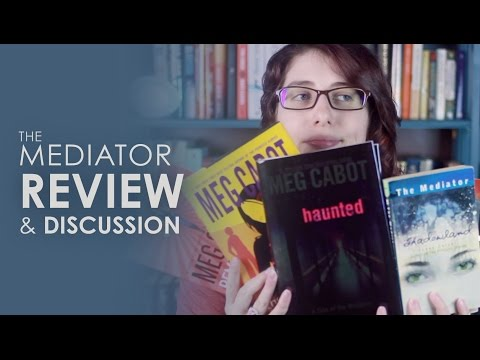 The Mediator Series by Jenny Carroll, aka Meg Cabot | Review & Discussion